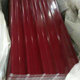 Corrugated Roofing Sheets PPGI Color Coated Sheet 1250mm to 1050