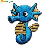 Fashion Design Logo Colorful Embroidery