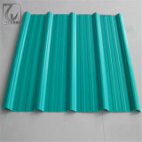 Dx51d Grade Ral3000 PPGI Prepainted Corrugated Steel Sheet