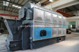 Fuel Biomass Pellet/Coal/Wood Chips 5600kw Hot Water Boiler