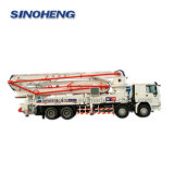 Factory Price 52m Sinotruk Truck Mounted Concrete Pump for Sale India