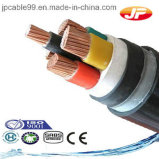 XLPE Insulated and Steel Wire Armoured Power Cable