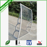 Transparent Door Balcony Window Outdoor Awning Canopy Patio Cover Kit Rain