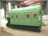 Large Capacity Industrial Coal Fired Steam Wood Pellet Boiler