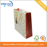 Customized Logo Printed Paper Packaging Bag with Best Price (AZ-121721)