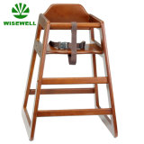 Wooden Durable High Chair for Baby