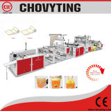 Overlap&Perforation Bag Rolling Bag Making Machine Without Core