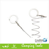 Wholesale - Steel Wire Saw Strongest Emergency Camping Hunting Survival Tool