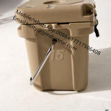 Plastic Insulated Beach Ice Chest Cooler Box for Camping Fishing