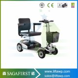 Foldable Four Wheels Electric Mobility Scooter for Old People