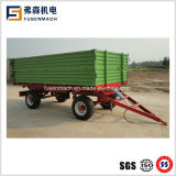 Three-Way Tipping Trailer Mounted for 70HP Tractor