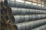 Black Spirally Welded Steel Pipes