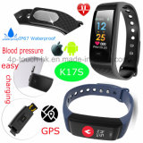 Fitness Tracker Armband Bluetooth Wristband Smart Bracelet K17S