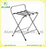 Hotels Stainless Steel Folding Strong Metal Baggage Carrier Luggage Rack
