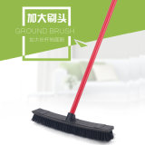 Strong Iron Handle Heavy Duty Cleaning Plastic Deck Brush