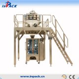 China Factory Price Full Automatic Packaging System Machine for Packing Chips, Candy, Beans