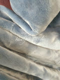 Discharged Polyester Boa Plush Fur