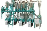 Home Use Wheat Flour Mill, Milling Machine, Grinder