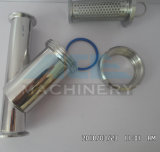 Y-Type Stainless Steel Sanitary Filter / Strainer