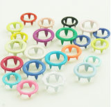 Wholesale Prong Snap Button in Different Color for Baby Wears
