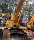 Cheap Used Komatsu PC220 Hydraulic Crawler Digger Excavator