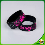 Best Price Debossed Silicone Wristband for Merry Christmas Gift