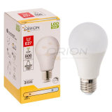 Hangzhou Factory Economy 9W A60 220V LED Bulb with B22 Base