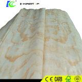 Customized Pine/Okoume/Recon Gurjan Wood Face Venee