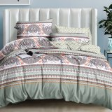 Cheap Bed Room Set, Print Cotton Fabric for Bedsheet, Bedding Set Bed Sheet/ Quilt Cover