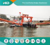 Fortune 500 Supplier for Cutter Suction Dredger/Dredge Vessel for Lake Desilting/Expansion Works