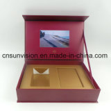 "Customized 5""/7"" LCD Video Product Display Music Box"