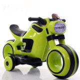 Factory Wholesale, Charging Style, LED Lamp, New Fashion Children Electric Toy Motorcycle