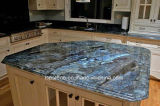 Prefabricated Stone Black/Grey/White/Blue/Green/Red/Yellow Granite/Quartz/Marble Kitchen Countertop/Stone Tops for Hotel Projects