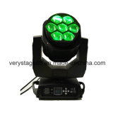 7*15W RGBW 4 in 1 LED Bee Eye Beam Moving Head Light