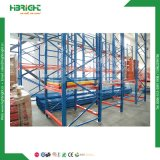 Warehouse Industrial Metal Steel Storage Shelving Steel Selective Pallet Rack