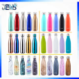 500ml Double Walled Stainless Steel Water Flask Custom Swell Bottle