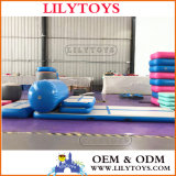 Dwf Material Inflatable Air Track Gym Mat, Inflatable Air Tumble Track, Inflatable Air Track, Inflatable Yoga Mat, Inflatable Gym Mat
