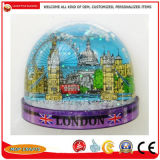 Gifts Souvenirs of Plastic Snow Globe, Plastic Snow Dome Water Ball Crafts