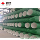 Large Diameter Sn16 PP Drain Pipe Double Wall Pipe