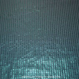 Lmn049 Poly Polyester Spandex Single Jersey Dyed Printed Semi Dull DTY Weft Knitted Knit Elastic Fabric