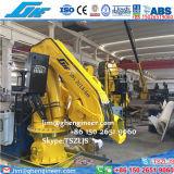 3.5t9m Marine Knuckle Boom Crane Offshore Deck Crane Hydraulic Ship Crane
