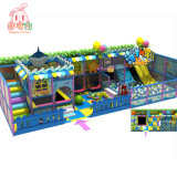 Colorful Playground for Children Soft Big Slides Indoor Maze Game