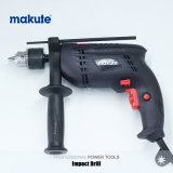 810W 13mm Chuck Electric Power Tools Impact Hand Drill (ID003-X)
