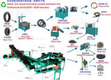 Rubber Crumb Production Line & Waste Tyre Recycling Line