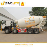 HOWO 8X4 16m3 Cement Mixer Truck for Philippines Market