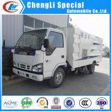 Factory Price 5cbm Capacity HOWO Washing Road Sweeper Truck
