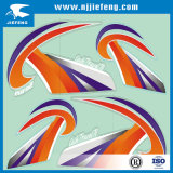 Cheap Vinyl OEM Screen Printing Motorcycle ATV Sticker