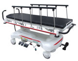 Luxurious Electric Rise-and-Fall Stretcher Cart