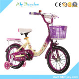 OEM Cute Children Balancing Bicycle with Cushion and Training Wheels