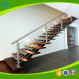 Indoor Stainless Steel Straight Type Staircase